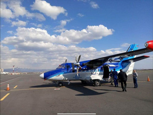 Atlantis Armenian Airlines Carrying Out Flights To And From Yerevan And Russian Cities Armeniatourinfo Com